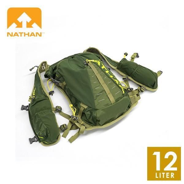 NATHAN ネイサン TrailMix 12L JP メンズ・レディース ザック・バックパック・リュック(12L) 【トレイルランニング/トレラン/ジョギング/登山/ハイキング/自転車