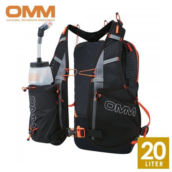 OMM オリジナルマウンテンマラソン メンズ・レディース ザック・バックパック(20L) Phantom 20 【トレイルランニング/トレラン/ジョギング/アウトドア/自転車】
