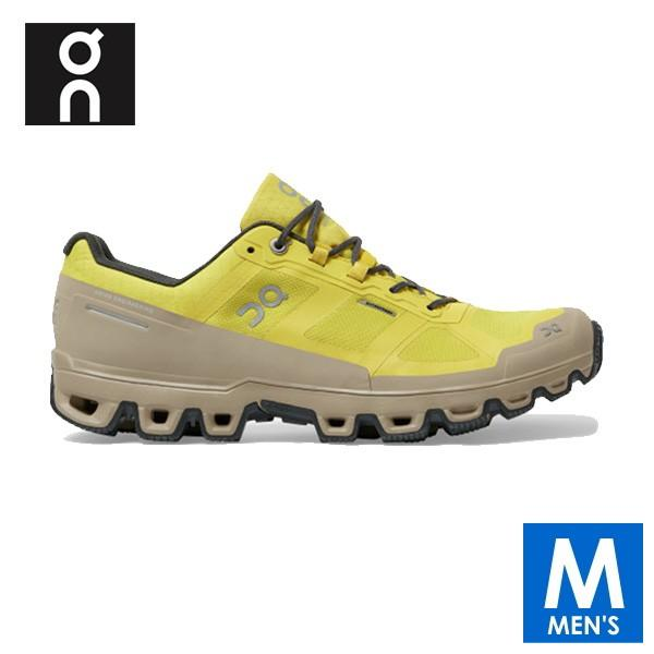 On Running オンランニング Cloudventure Waterproof メンズ 防水 トレイルランニング シューズ 【男性用 トレイルランニングシューズ トレイルラン トレラン 靴