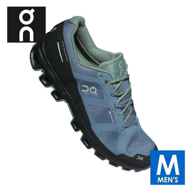On Running オンランニング Cloudventure Waterproof メンズ 防水 トレイルランニング シューズ 【トレイルランニングシューズ/トレイルラン/トレラン/靴】