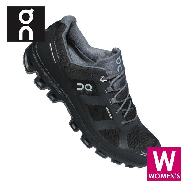 On Running オンランニング Cloudventure Waterproof レディース 防水 トレイルランニング シューズ 【トレイルランニングシューズ/トレイルラン/トレラン/靴】