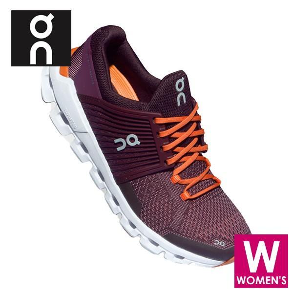 On Running オンランニング Cloudswift レディース ロード ランニング シューズ 【ジョギング/マラソン/トレーニング】