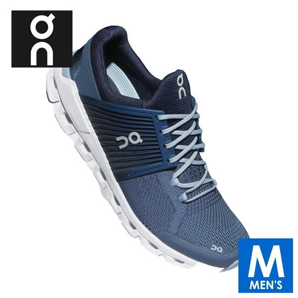 On Running オンランニング Cloudswift メンズ ロード ランニング シューズ 【ジョギング/マラソン/トレーニング】