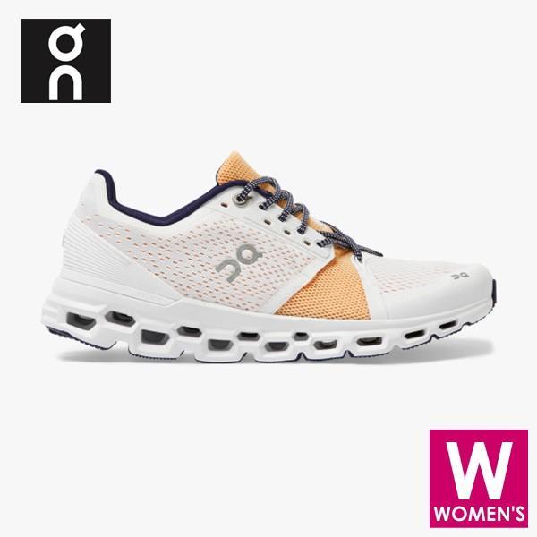 On Running オンランニング Cloudstratus レディース ロード ランニングシューズ 【女性用 ジョギング マラソン トレーニング 靴 シューズ】