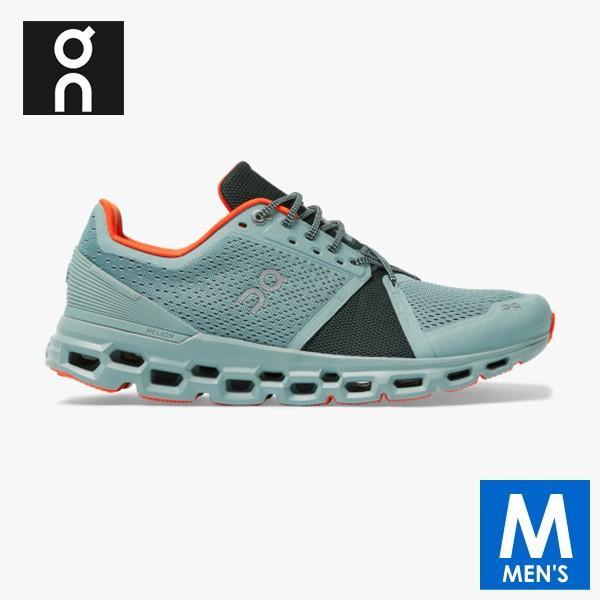 On Running オンランニング Cloudstratus メンズ ロード ランニングシューズ 【男性用 ジョギング マラソン トレーニング 靴 シューズ】