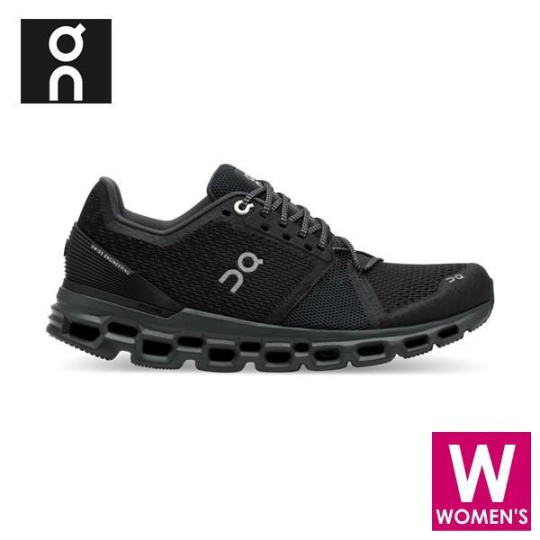 On Running オンランニング Cloudstratus レディース ロード ランニングシューズ 【ジョギング/マラソン/トレーニング/靴/シューズ】