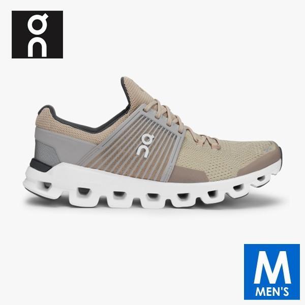 On Running オンランニング Cloudswift メンズ ロード ランニング シューズ 【男性用 ジョギング マラソン トレーニング 靴 シューズ】