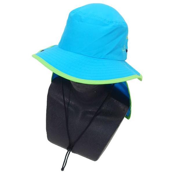 OP(OCEAN PACIFIC) オーシャンパシフィック 子供 キッズ 男の子 女の子 サーフハット(サンシェード付き) 568901【帽子 マリンハット 水着 紫外線防止 夏用】