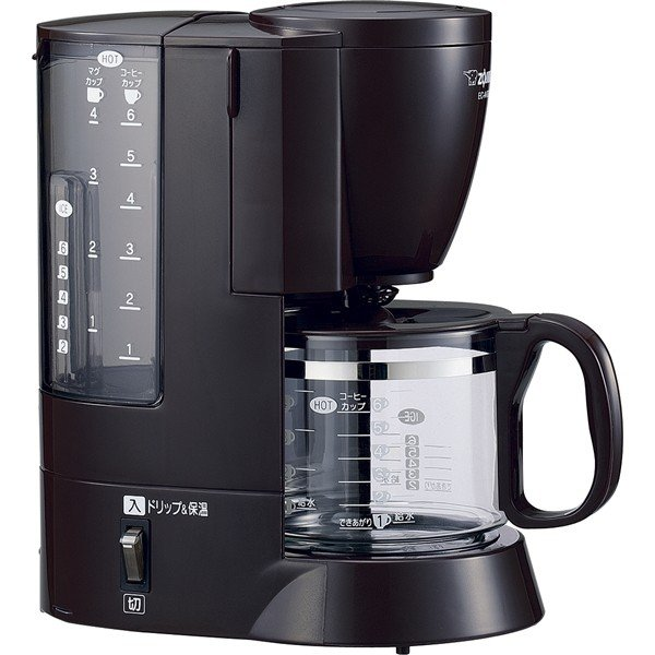 象印コーヒーメーカー EC-AK60-TD|sotome
