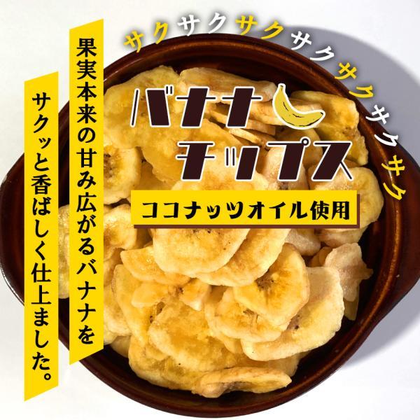 バナナチップス 400g 割れあり 腹持ちが良い たんぱく質 カリウム マグネシウムなど 送料無料 業務用 ドライフルーツ お試し ダイエット グルメ|sougous|03