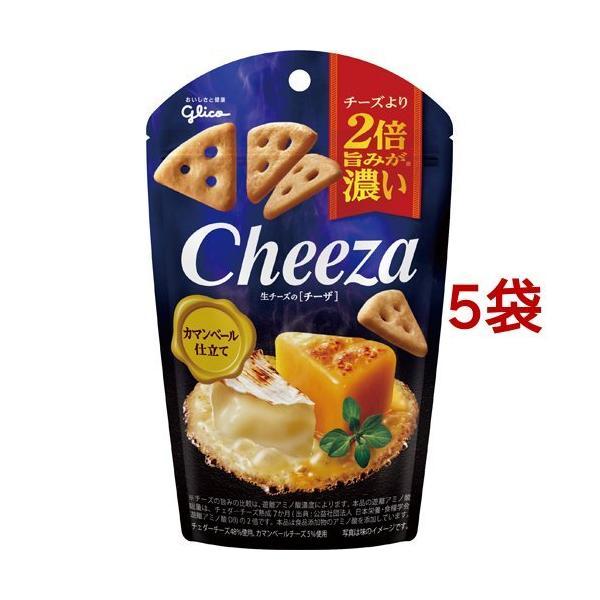 生チーズのチーザ カマンベールチーズ仕立て ( 40g*5コセット )/ チーザ