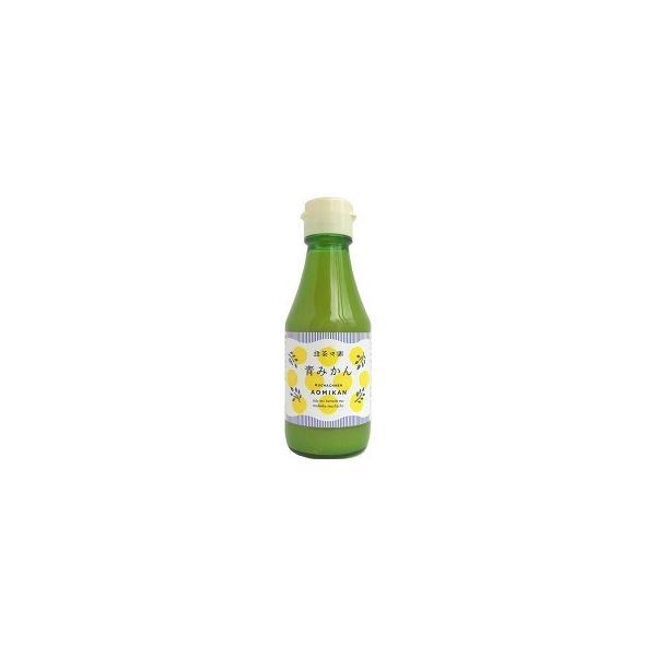 無茶々園 ストレート果汁 青みかん ( 150ml )/ 無茶々園