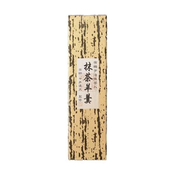 茶師監修 抹茶羊羹 宇治抹茶入 ( 310g )