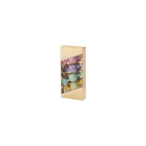 アマイワナ バスキャンディー 4粒ギフトセット ゴールド ( 35g*4粒 )/ アマイワナ(amai wanna) ( 入浴剤 )