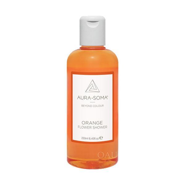 オーラソーマ フラワーシャワー FS08 オレンジ ( 250ml )/ オーラソーマ