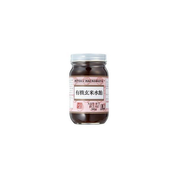 ミトク 有機玄米水飴 ( 300g )/ ミトク