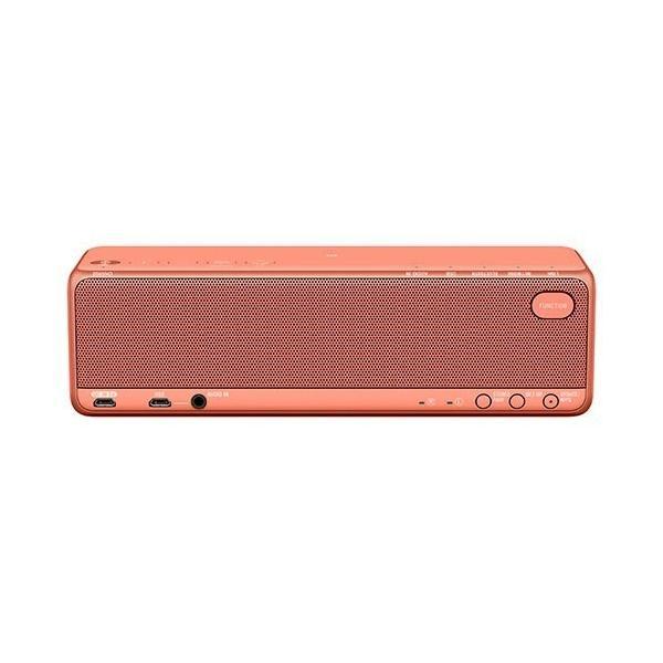 ソニー ワイヤレスポータブルスピーカー SRS-HG10 RM レッド ( 1台 )/ SONY(ソニー)