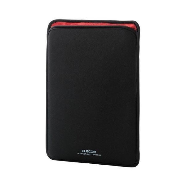 エレコム Surface Go ポーチ スリップイン ネオプレン ブラック ( 1コ入 )/ エレコム(ELECOM)