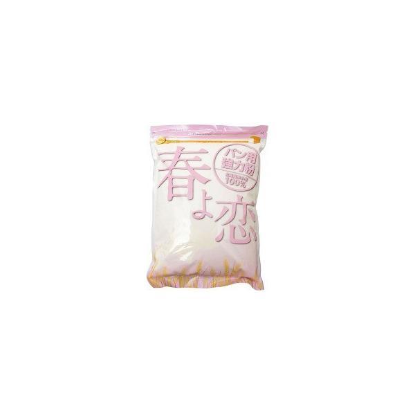 春よ恋 100%(パン用強力粉) ( 1kg )/ 春よ恋
