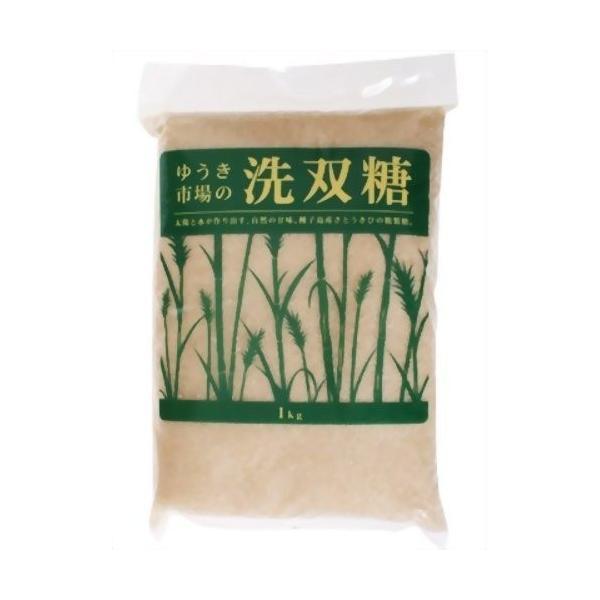 ゆうき市場の洗双糖 ( 1kg )/ 風水プロジェクト