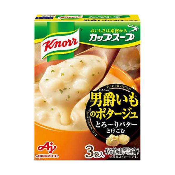 クノール カップスープ 男爵いものポタージュ ( 3袋入 )/ クノール