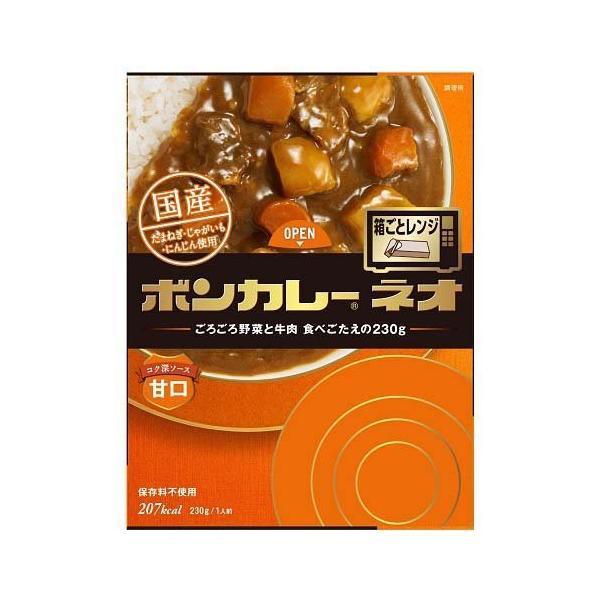 ボンカレーネオ コク深ソース甘口 ( 230g )/ ボンカレー