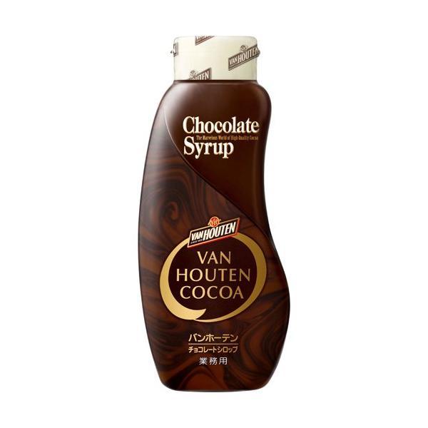 バンホーテン チョコレートシロップ 業務用 ( 630g )/ バンホーテン