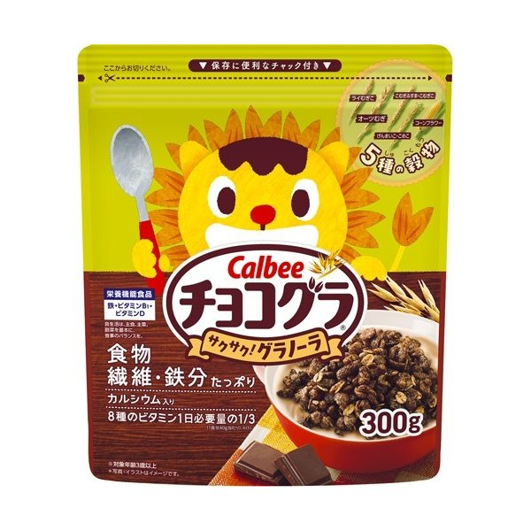 カルビー チョコグラ ( 300g )/ フルグラ