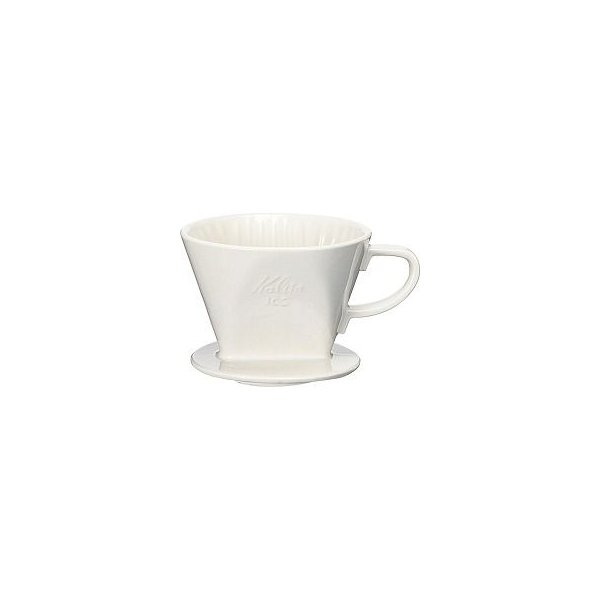 RoomClip商品情報 - カリタ 陶器製コーヒードリッパー 102-ロト ( 1コ入 )/ カリタ(コーヒー雑貨)