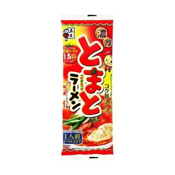 五木食品 濃厚とまとラーメン ( 120g*20袋入 )