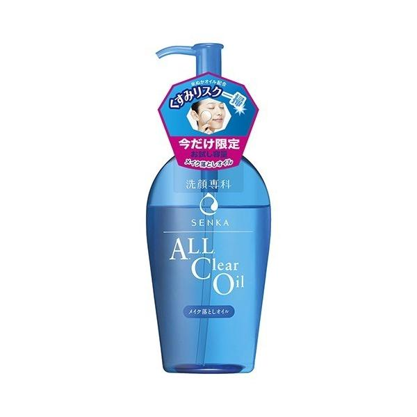(企画品)洗顔専科 オールクリアオイル トライアル ( 180mL )/ 専科