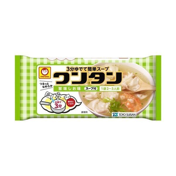 マルちゃん トレーワンタン 旨味しお味 ( 55g )/ マルちゃん