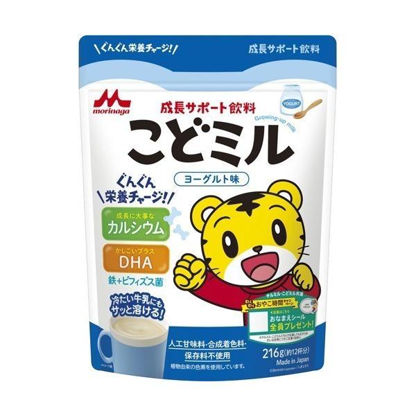 成長サポート飲料 こどミル ヨーグルト味 ( 216g )/ こどミル ...