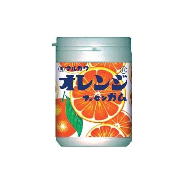 オレンジマーブルガム ボトル ( 130g )