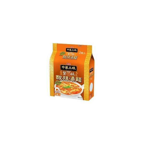 中華三昧 赤坂榮林 酸辣湯麺 ( 3食入 )/ 中華三昧
