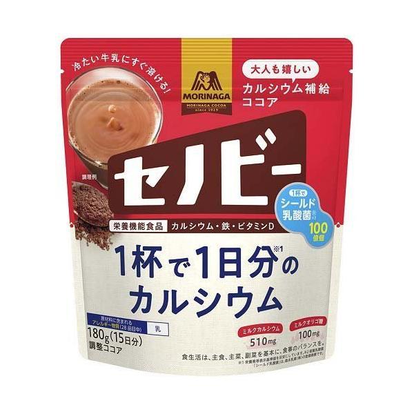 森永製菓 セノビー ( 180g )/ 森永製菓