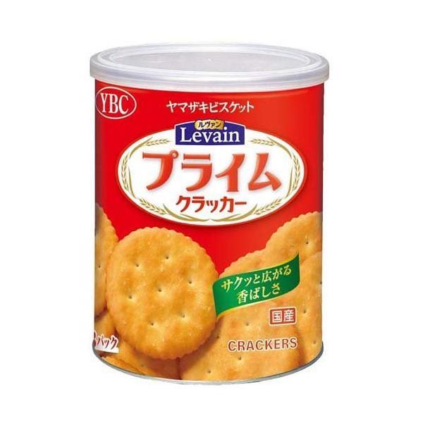 ヤマザキビスケット ルヴァン プライムスナック 保存缶 S ( 39枚入 )/ ルヴァン ( おやつ お菓子 保存食 非常食 )