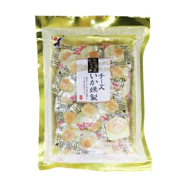 山栄 北海道仕込み チーズいか燻製 ( 120g )