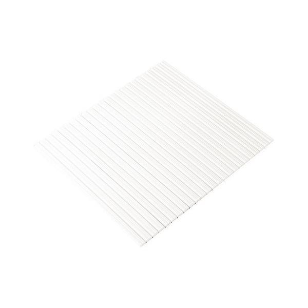 風呂ふたシャッター W16 80*160cm用 ホワイト ( 1本入 )