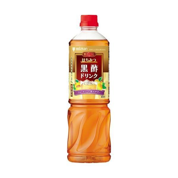ミツカン ビネグイット はちみつ黒酢ドリンク 6倍濃縮 業務用 ( 1000ml )/ ビネグイット