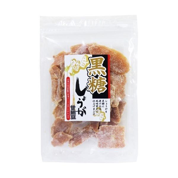 (訳あり)味源 黒糖しょうが甘納豆 ( 200g )/ 味源(あじげん)
