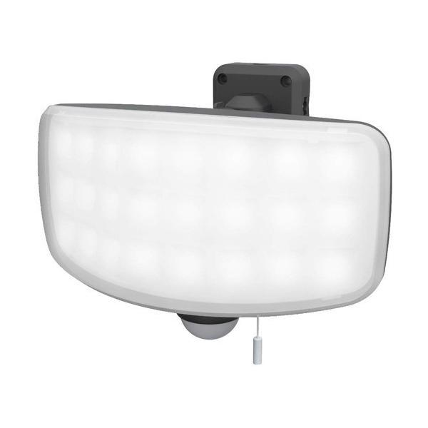 ムサシ ワイドフリーアーム式LEDセンサーライト LED-AC1027 ( 1台 )