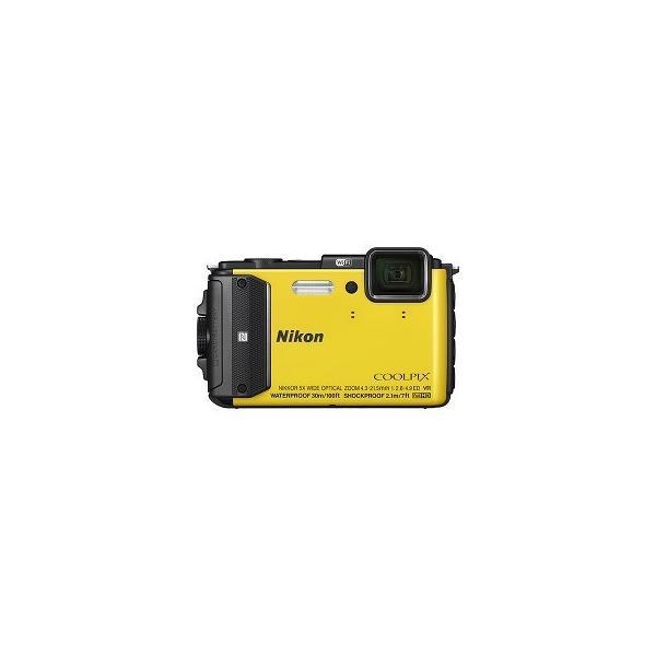 ニコンデジタルカメラ クールピクス AW130 イエロー ( 1台 )/ クールピクス(COOLPIX)