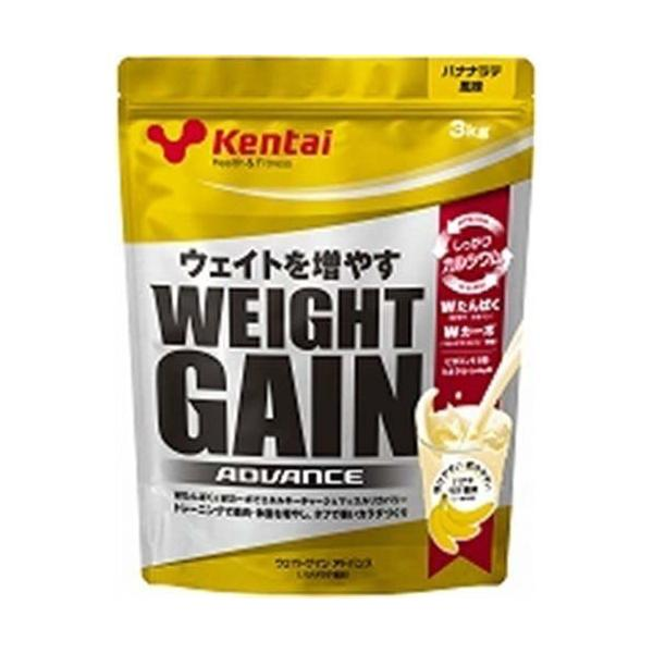 Kentai(ケンタイ) ウェイトゲインアドバンス バナナラテ風味 ( 3kg )/ kentai(ケンタイ)