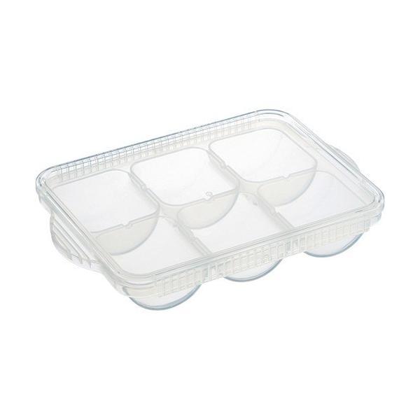 離乳食冷凍小分けトレー ベーシック 50ml*6 TRMR6 ( 1個 )