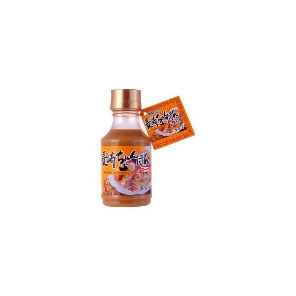 チョーコー醤油 長崎ちゃんぽんスープ ( 200ml )