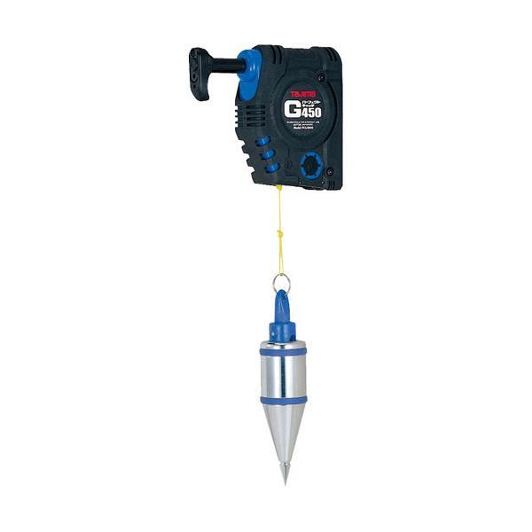 タジマ パーフェクト キャッチG450 クイックブラ付4.5m/青 PCG-B400B ( 1個 )/ タジマ