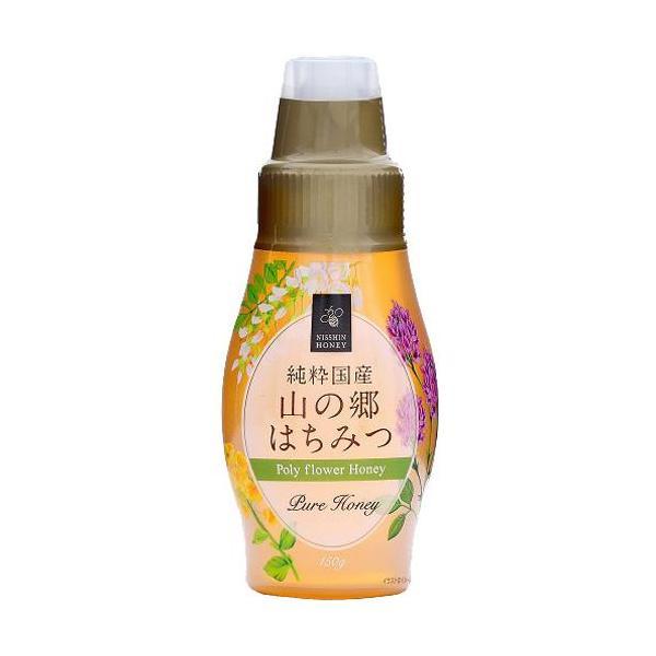 日新蜂蜜 純粋国産 山の郷はちみつ ( 150g )/ 日新蜂蜜