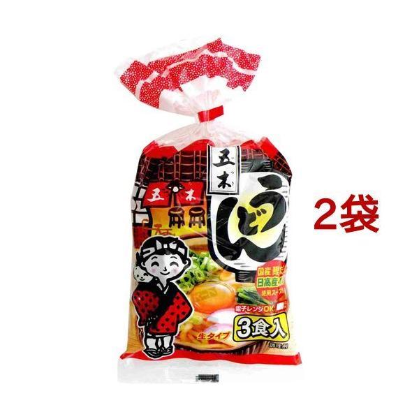 五木食品 スープ付うどん ( 3食入*2袋セット )/ 五木