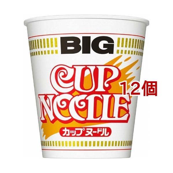 日清 カップヌードル ビッグ ( 12個セット )/ カップヌードル